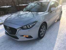 Хабаровск Mazda Axela 2017