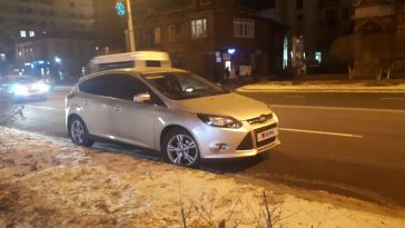 Чита Ford Focus 2012