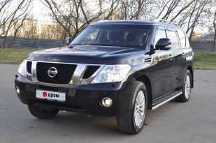 Москва Nissan Patrol 2012
