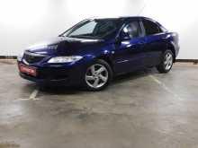 Москва Mazda6 2003