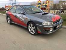 Новоуральск Impreza WRX STI