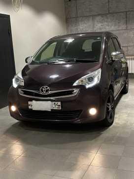 Алдан Toyota Ractis 2015
