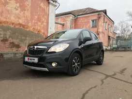 Шуя Opel Mokka 2012