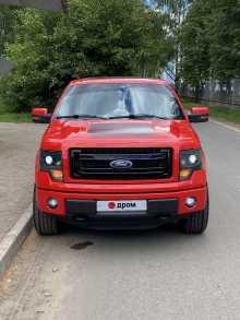 Дубна F150 2012