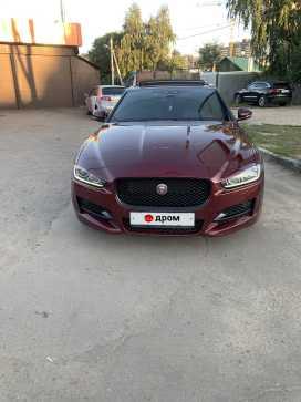 Воронеж Jaguar XE 2015