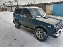 Орск 4x4 2121 Нива 1992