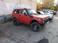 Самара 4x4 2121 Нива 1993