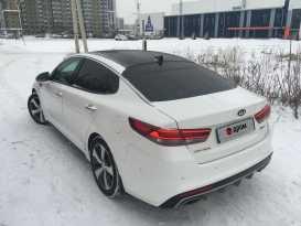 Барнаул Kia Optima 2016