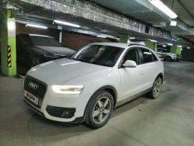 Новосибирск Audi Q3 2012