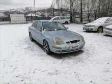 Горно-Алтайск Nubira 2001