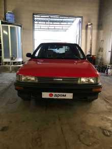 Сочи Corolla 1990