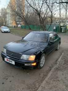 Москва LS400 1995