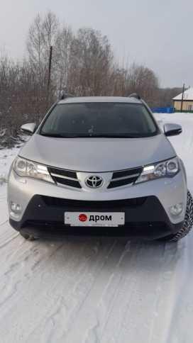 Томск Toyota RAV4 2013