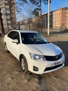 Улан-Удэ Corolla Axio 2013