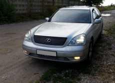 Краснодар LS430 2003