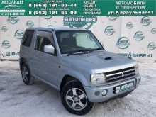 Красноярск Pajero Mini 2006