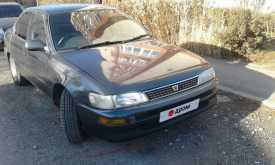 Сызрань Corolla 1994