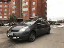 Москва Prius 2009
