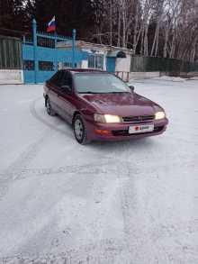 Омск Carina E 1996