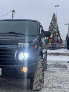 Омск 4x4 Урбан 2015