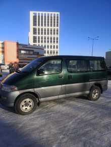 Екатеринбург Hiace Regius 1997