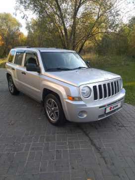 Москва Jeep Liberty 2008