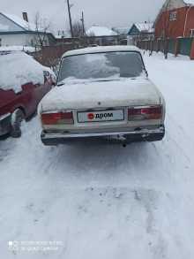 Кемерово 2107 1988