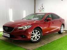 Тверь Mazda6 2012