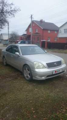 Тула LS430 2002