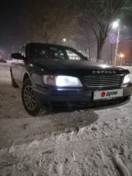 Горно-Алтайск Nissan Cefiro 1997