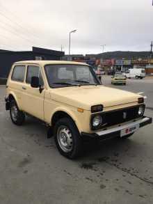 Симферополь 4x4 2121 Нива 1986