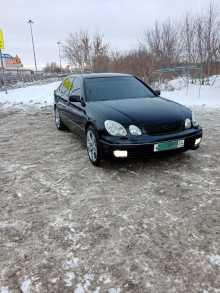 Новосибирск GS300 2002