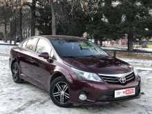 Уфа Avensis 2012