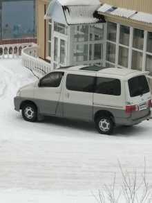 Красноярск Grand Hiace 2001