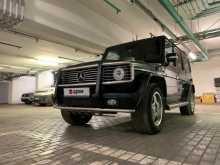 Москва G-Class 2002