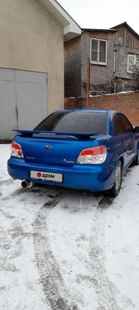 Ростов-на-Дону Impreza 2006