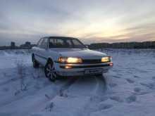 Новосибирск Camry 1989