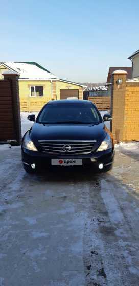 Омск Nissan Teana 2013
