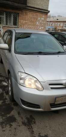Абакан Corolla Runx 2006