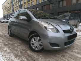 Новосибирск Toyota Vitz 2008
