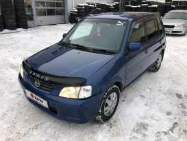 Барнаул Mazda Demio 2001