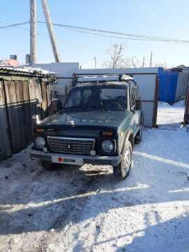Владивосток 4x4 2121 Нива 2006