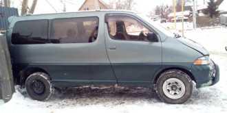 Новосибирск Granvia 1996