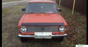 Советская 2101 1981