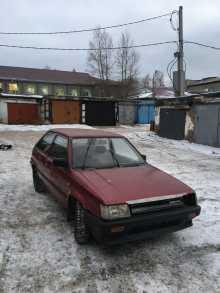 Красноярск Corolla II 1986