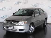 Москва Corolla 2005