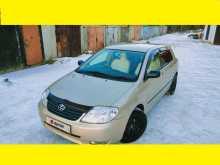 Нягань Corolla Runx 2001