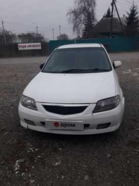 Абакан Mazda Familia 2002