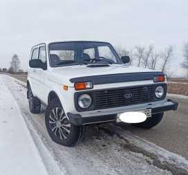 Бийск 4x4 2121 Нива 2012