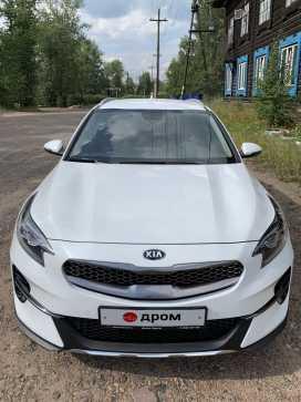 Киренск Kia Xceed 2020